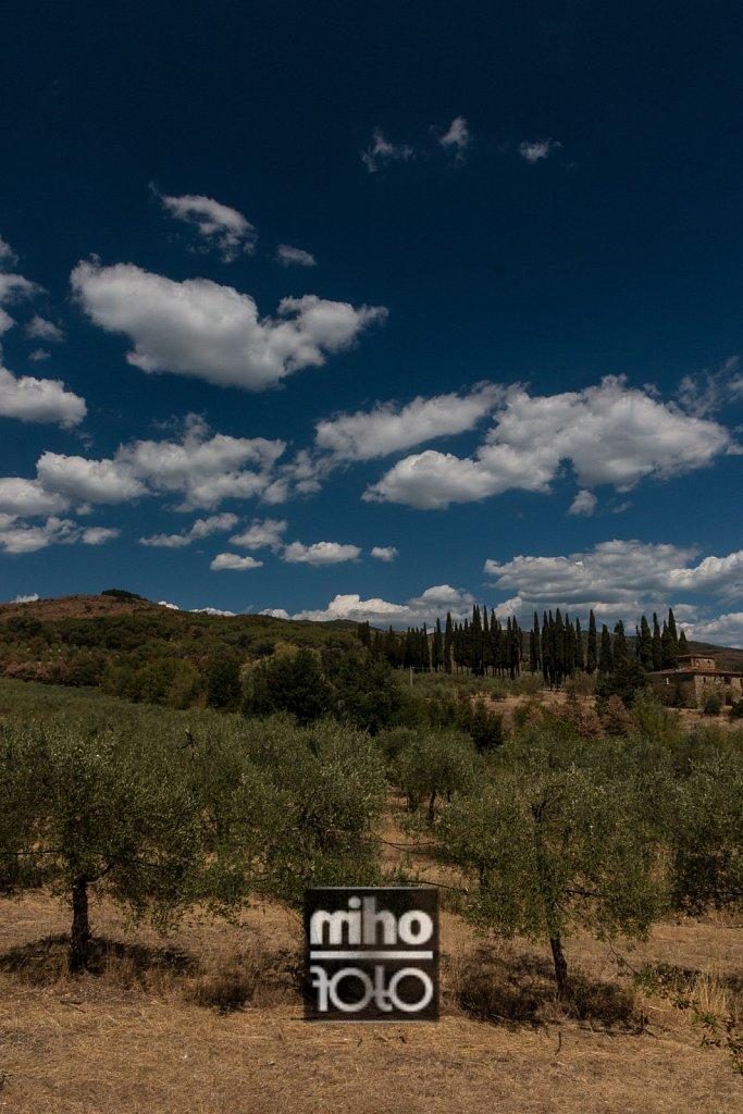 Toskanische Himmel | Tuscany Sky